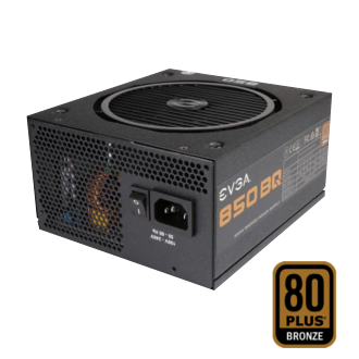 EVGA 850 Watt 80 Plus Bronze