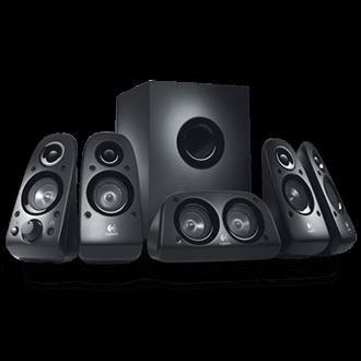Logitech Z506 5.1 Speaker System w/ Subwoofer