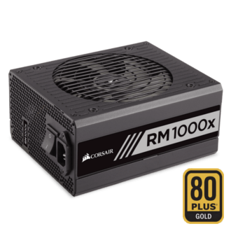 [Modular] Corsair RMx Series RM1000x 1000 Watt 80 Plus Gold