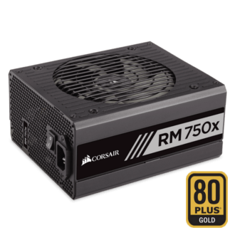 [Modular] Corsair RMx Series RM750x 750 Watt 80 Plus Gold
