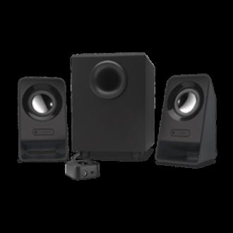 Logitech Z213 2.1 Stereo Speaker System w/ Subwoofer