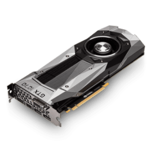 Geforce GTX 1070 8GB