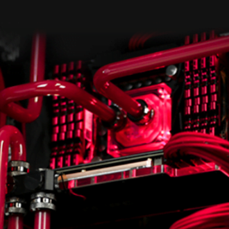 [New] Iron Tundra Hardline Custom Liquid Cooling Loop