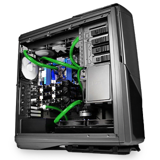 Green Coolant [Only Iron Tundra/Hardline Custom Liquid Cooling]