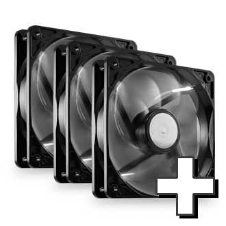 Max 120mm High Performance Up to Six Fans